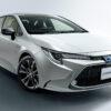 トヨタ、新型「カローラ」「カローラ ツーリング」。1.2リッター直噴ターボ+6速MT車