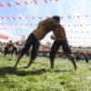 ぬるぬるで激闘、トルコでオイル・レスリング大会 写真15枚 国際ニュース:AFPBB Ne
